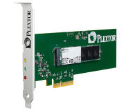 Plextor announces M6e gaming SSD