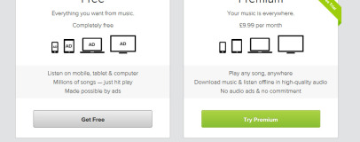 Spotify launches unlimited free music days before launch of Beats Music