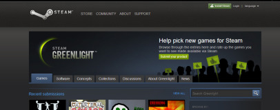 Valve looking to ditch Greenlight