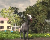 Goat Simulator coming to Steam for full release