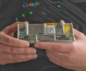 Google outs Project Ara smartphone plans