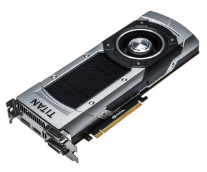 Nvidia GTX Titan Black launched, set to be new performance king