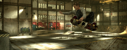 Tony Hawk returning to the video game world