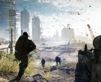 Battlefield 4 netcode fixes 'one of the top priorities'