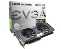 EVGA announces GeForce GTX 780 6GB models