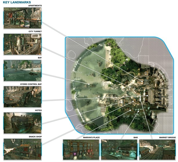 Leaked Titanfall maps reveal diverse but compact arenas