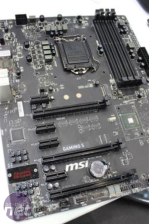 MSI teases Gaming 3, Gaming 5 and Gaming 7 motherboards *MSI Details New Gaming Motherboard Range
