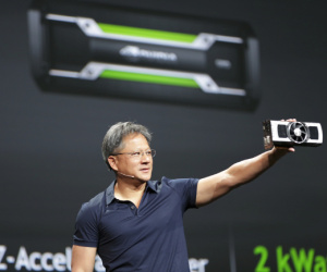 Nvidia unveils GeForce GTX Titan Z at GTC