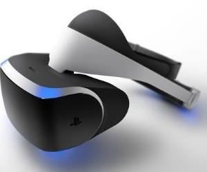 Sony Project Morpheus revealed as virtual reality headset