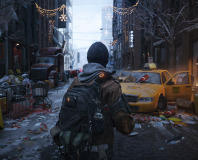 Ubisoft shows off The Division's Snowdrop Engine