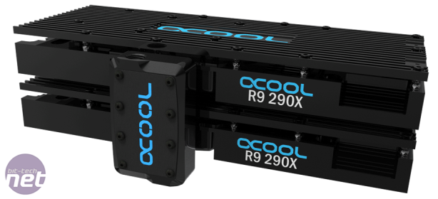 Alphacool to 3D-scan GPUs to make waterblocks for non-reference cards *Alphacool to 3D-scan GPUs to make waterblocks for non-reference cards