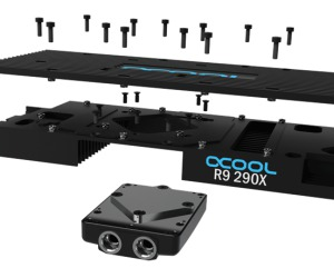 Alphacool to 3D-scan GPUs to make waterblocks for non-reference cards