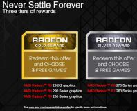 AMD updates its Never Settle Forever bundle