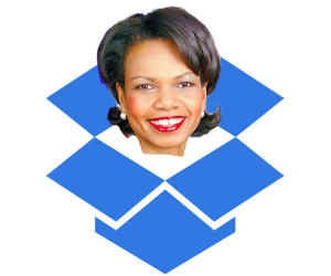 Dropbox criticised for Rice board membership
