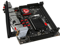 MSI Shows Z97 Motherboards Including Mini-ITX