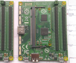Raspberry Pi Compute Module announced
