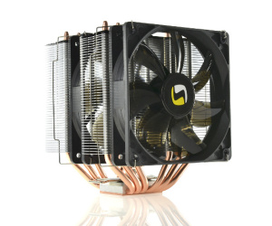 SilentiumPC announces Grandis XE1236 twin-tower cooler