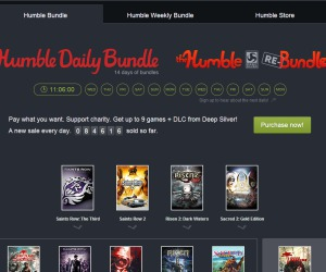 Humble team launches fortnight of bundles