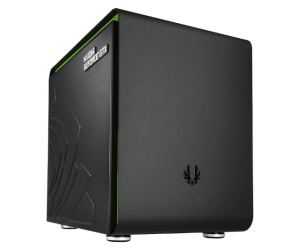 Nvidia unveils BitFenix-based small-form factor PCs