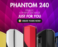 NZXT announces custom Phantom 240 case compo