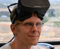 ZeniMax targeting Oculus VR over Carmack tech