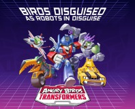 Angry Birds Transformers announced