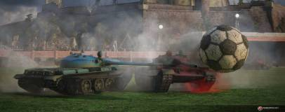 Football championship comes to World of Tanks