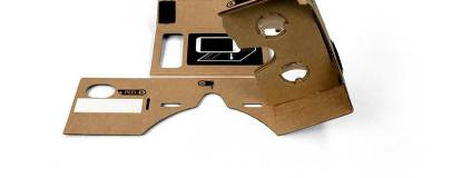 Google introduces cardboard virtual reality rival