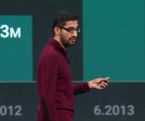 Google I/O 2014 keynote unveils Android 5.0 L