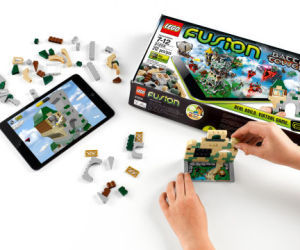 LEGO releasing sets that communicate with virtual world