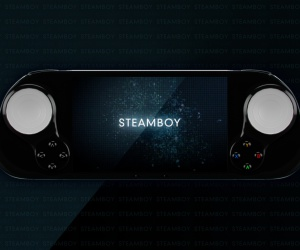 Mobile Steam Machine being developed