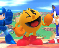 Pac-Man included in Smash Bros. line up