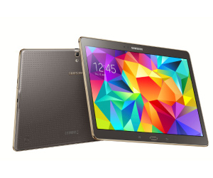Samsung announces Galaxy Tab S 8.4, 10.5