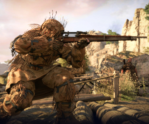 Sniper Elite 3 customers left in lurch by digital key heist