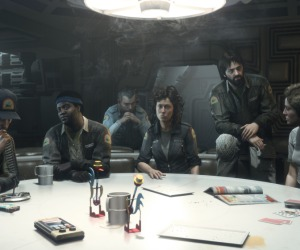 Alien: Isolation pre-order brings together cast of film