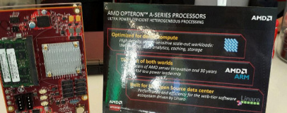 AMD launches $2,999 Seattle ARM dev kit