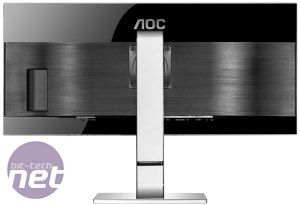 AOC offers up u3477Pqu 34in ultra-wide 3,440 x 1,440 monitor *AOC Offers Up u3477Pqu 34in Ultra-Wide 3440 x 1440 Monitor