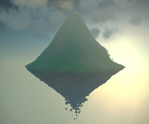 Double Fine publishes mountain simulator
