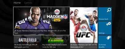 EA launching Xbox One games subscription service
