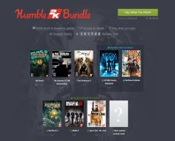 Humble launches 2K Games bundle