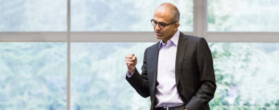 Nadella's vision outlined in Microsoft staff memo