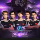 Newbee wins Dota 2 International world championships