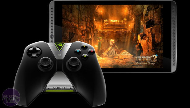 Nvidia officially unveils Shield tablet and controller *Nvidia officially unveils Shield tablet **NDA 2PM TODAY**