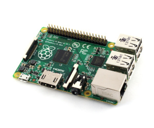 Raspberry Pi Model B+ launched