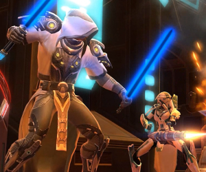 Star Wars: The Old Republic is one of five MMOs making more than $100m annually