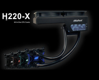 Swiftech launches H220-X water-cooling kit