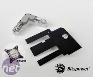 Bitspower reveals full-cover waterblocks for Asus ROG boards Bitspower shows off full-cover waterblock for Asus ROG boards