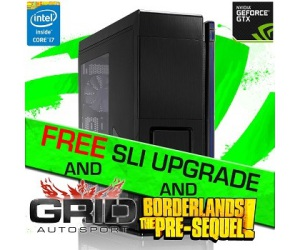 Overclockers offers free Nvidia GeForce GTX Titan Z SLI upgrade with Battlebox systems
