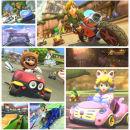 Link, Animal Crossing and F-Zero joining Mario Kart 8
