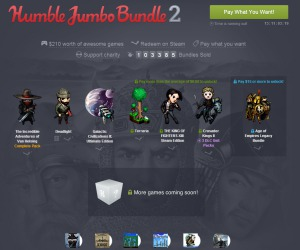 New Humble Bundle focuses on indie once more